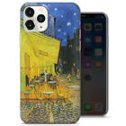 Van Gogh Oil Painting Phone Case Classic Art for iPhone/Samsung/Huawei/Xiaomi