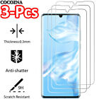For Huawei P40 P30 P20 Lite Mate 20 Honor 10 3X Tempered Glass Screen Protector