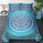Indian Mandala Paisley Bedding Set Duvet Cover Set Comforter Covers Queen Size