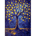 5D DIY Full Drill Diamond Painting Art Tree Cross Stitch Kit Decor Embroidery