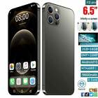 """I12 Pro 6.5"""" Face Id Smart Phone Android System 2+16gb Metal Frame Goodgift"""