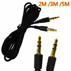 3.5MM 16.4FT Male to Male Aux Auxiliary Cord Stereo Audio Cable for Car PC iPod