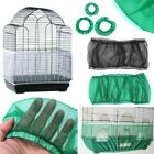 Bird Cage Cover Shell Skirt Net Nylon Mesh Easy Cleaning Bird Cage Accessories