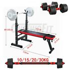 'Otf Gym Home Multi-station Weight Bench Press Weights Equipment Incline Fitness