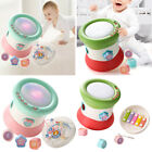 3 in 1 Hand Drum Music Instruments Early Educational Montessori Musical Toys