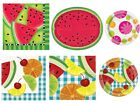 Summer Party Ranges - Event Birthday Tableware Balloons & Decorations