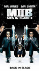 "Movie / VHS - Men in Black II ""Back in Black"" NEW...."