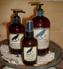 NELLIES NATURAL GOATS MILK LOTION...3 SIZES