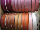 Vintage Seam Ribbon Tape, color choice, 5 yards, 1/2""