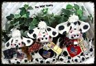 "Primitive Americana ""The Moo Family"" Cows~PATTERN #461"