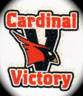 """CARDINALS"" Temporary Tattoos/CHEEK CHEERS/EYEBLACKS (100) ALL NEW!!"