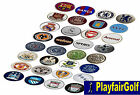 New - Football Premier Licencing EPL Championship SPFL Golf Ball Markers