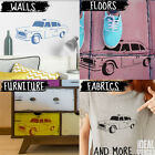 Iconic New York Taxi Reusable Mylar wall art Stencil Various sizes available