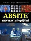 ABSITE Review, Simplified by Armin Kamyab (English) Paperback Book Free Shipping