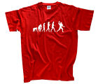Standard Edition American Football Footballer Evolution T-Shirt S-XXXL