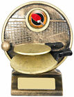 Table Tennis Trophy Award, Resin Award FREE Engraving