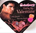 New Collect NEW MOON JACOB or EDWARD HEART BOX w FORBIDDEN Sweethearts FRUITS