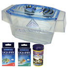 3 In 1 Floating Breeder Trap Betta W/ Interpet Liquifry 1 2 3 Fish Egg Live Baby