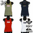 QUIKSILVER ROXY WOMENS VEST WHITE TECHNICAL DIVISION RRP £25 SURF BNWT BRAND NEW