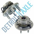 Both+%282%29+Brand+New+Complete+Front+Wheel+Hub+%26+Bearing+Assembly+GM+Trucks+4WD