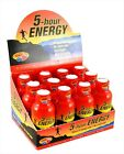 24 Fresh 5-hour Energy Drink shots 2-Ounce Lemon-Lime,Pomegranate,Grape,Berry