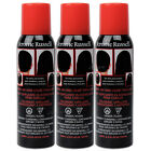 Lot of 3 Jerome Russell Spray On Hair Color Thickener 6 Colors - 3pc
