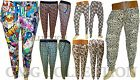 NEW WOMENS LADIES HAREM PANT BAGGY ANIMAL FLORAL PRINT BELTED TROUSERS SIZE 8-14