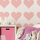 Love Heart Stencil Reusable Art Craft Decor Painting Nursery Room Wall Decor