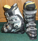 SALOMON PROLINK AXE PERFORMA 8.0 DOWNHILL SKI BOOTS WOMENS  7, MONDO 24.5- 284mm