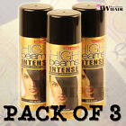 *3 PACK* New Improved High Beams Intense Temporary Spray on Hair Color