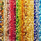 #10/0 - Silver-Lined Glass Seed Beads - 40 grams per Bag - Buy 3 bags get 2 FREE