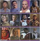 Star Trek Movies Heroes & Villains TRIBUTE Card Singles