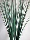 "10 STEMS ONION/BEAR GRASS -18.5"" - CHOICE OF 11 COLOURS-ARTIFICIAL/WEDDING/CRAFT"