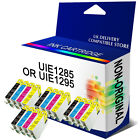 16 NON-OEM INK CARTRIDGES REPLACE FOR STYLUS PRINTER T1285 T1295 T0715