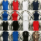 12 styles Compression sleeveless shirts M~2XL sports base under layer Tank Top