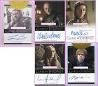 Cersei Tyrion Tywin Lannister Eddard Catelyn Stark Game of Thrones Auto Card