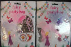 Girls Fairy Party Bags Purple or Pink Posted First Class