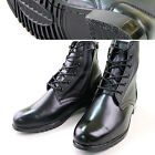 hs30 ankle zippered combat fashion Boots