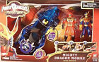 Power Rangers Mystic Force - Mighty Dragon Mobile Fury Edition- 2 Rangers (MIB)