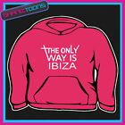 IBIZA CLUBBING HOLIDAY TOWIE ESSEX  HOODY HOODIE ALL SIZES & COLOURS