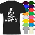 Various Animals Under The Sun Cool Funky Mens Cotton T-Shirt