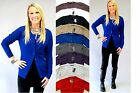 COZY SOFT QUALITY BUTTON UP CARDIGAN SWEATER S M L XL many colors NO PILL FABRIC