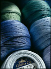 DMC CEBELIA SCOTTISH CROCHET THREAD THICKNESS 40 BRAND NEW