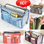 Women Insert Handbag Lady Organiser Purse Large liner Organizer Bag Tidy Travel
