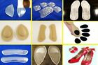 Shoe Insoles Inserts High Heels Ball Arch Lifts Loose Shoes Anti Slip Silicone