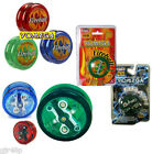 YOMEGA High Performance Transaxle YO-YO 2 Designs 3 Colours Fireball Brain YO YO