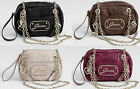 GUESS PLAZA MINI CLUTCH OR CROSSBODY BEST SELLING STYLE-INCREDIBLE COLORS