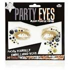 NPW Party Eyes Face Jewellery Gems Dazzling Temporary Tattoos Art Dfferent Types