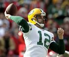 AWESOME AARON ROGERS GREEN BAY PACKERS SUPERSTER QUARTERBACK IN ACTION 8X10