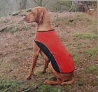 Waterproof Pet Apparel Dog Jacket Coat Clothes with Fleece Lined Blanket - Red